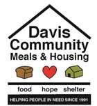 Davis Community Meals & Housing logo